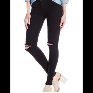 Hudson Jeans Mid Rise Nico Super Skinny Impa NWT
